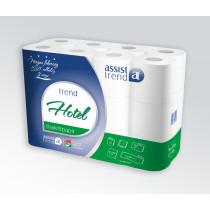 Toaletní papír Trend Hotel třívrstvý bílý celulóza