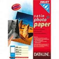 Speciální saténově lesklý papír  DATALINE A4 260 g 20 listů