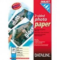 Oboustranný speciální foto papír DATALINE A4 150 g 20 listů