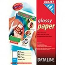 Speciální lesklý papír  DATALINE A4 127 g 20 listů