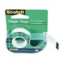 Lepicí páska Scotch Magic s odvíječem 19 mm x 7,5 m