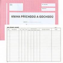 Kniha příchodů a odchodů Tipas A4 20 listů 4245