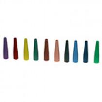Plastové chránítko na tužky barevný mix