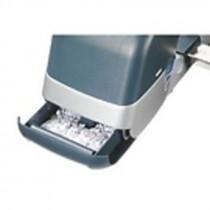 Kancelářský děrovač Leitz Super stříbrný