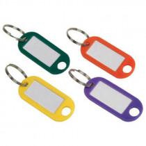 Jmenovky na klíče 20 x 50 mm