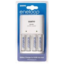 Nabíječka baterií Eneloop MQN04 - E - 4-3UTG