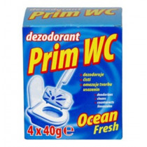 Prim WC Ocean Fresh 4 x 40 g