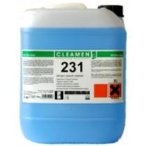 CLEAMEN 231 strojní oplach nádobí 5 litrů