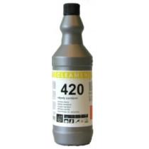 CLEAMEN 420 odpady sanitární 1 litr