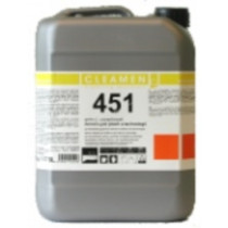 CLEAMEN 451 gelový odvápňovač nerezových ploch 5 litrů
