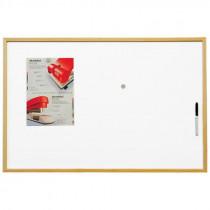 Tabule bílá magnetická 60 x 90 cm